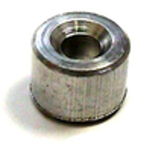 "Aluminum Stops for Wire Rope, 1/4"", 100 pieces"