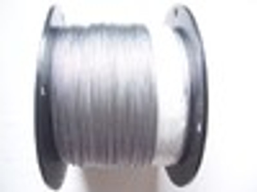"""Galvanized Cable 1/16"""", 7x7, 2500 ft reel"""