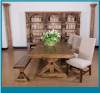 Rubicon X-Base Long Rustic Extension Table