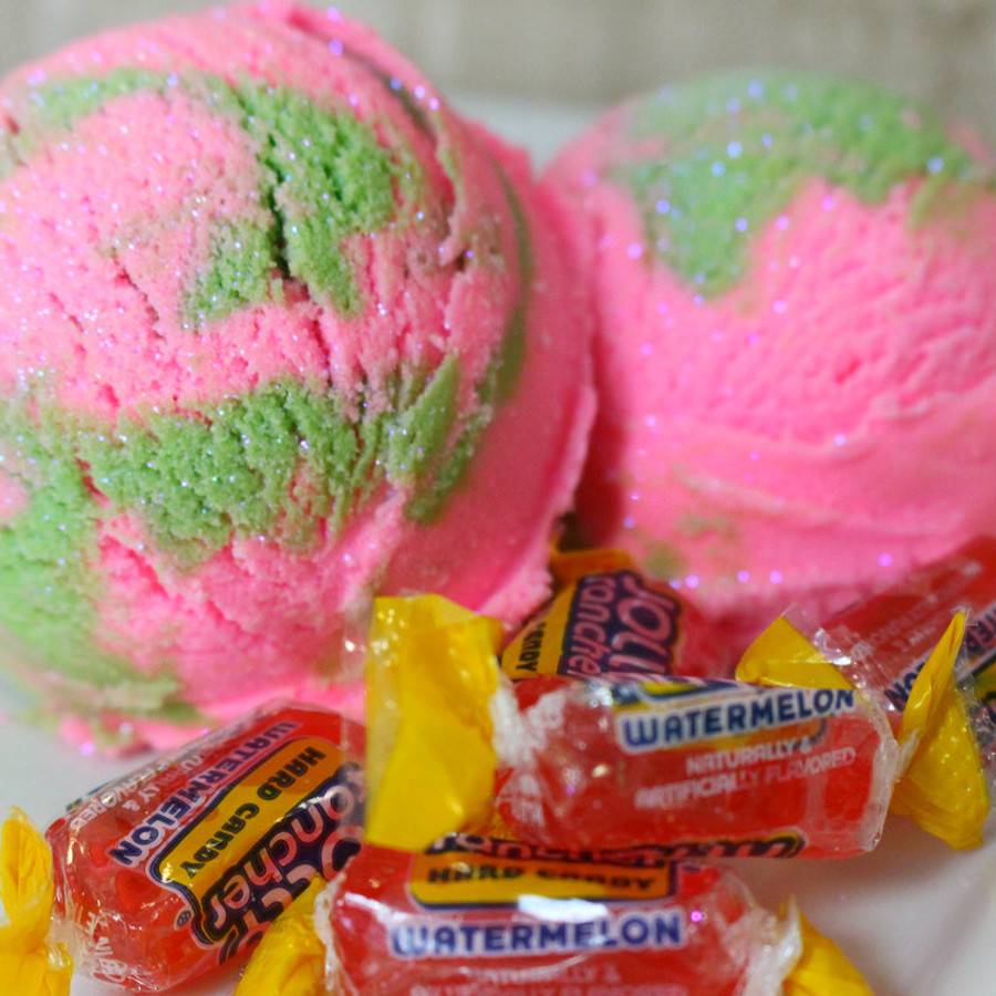 Watermelon Jolly Rancher Bubble Truffle