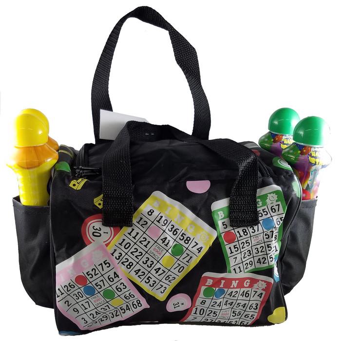 Cube Bingo Bag