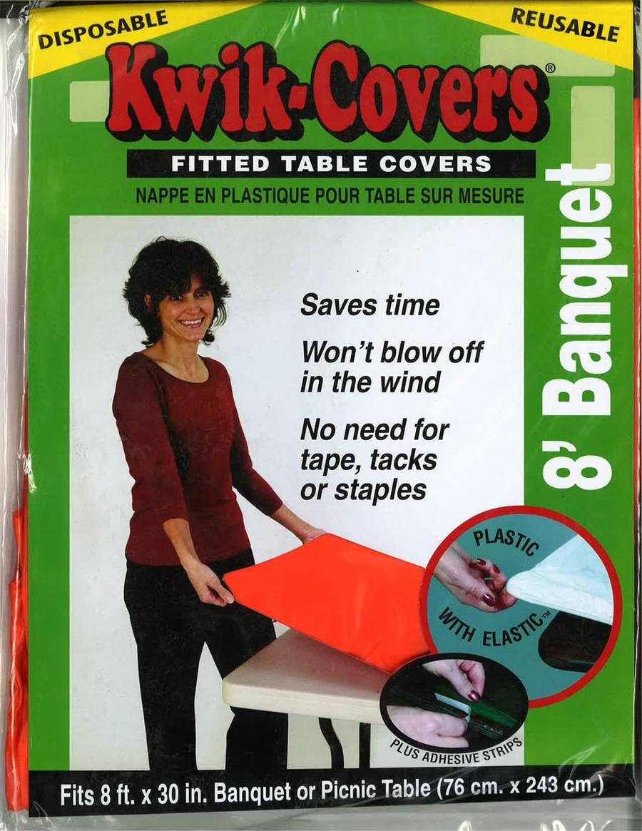 Kwik-Cover Banquet