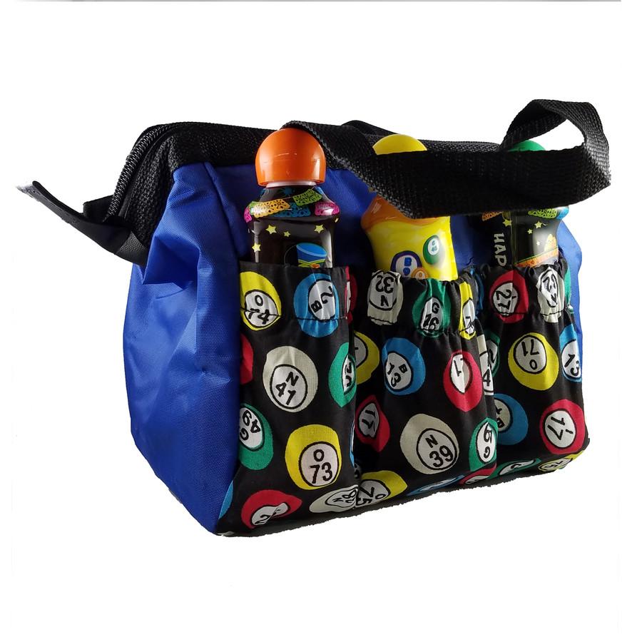 Zipper Bingo Bag
