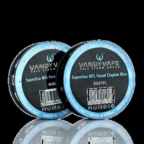 Vandyvape Superfine MTL Wire