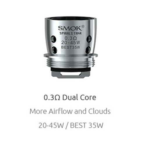 Smok Spirals Tank Replacement Coils