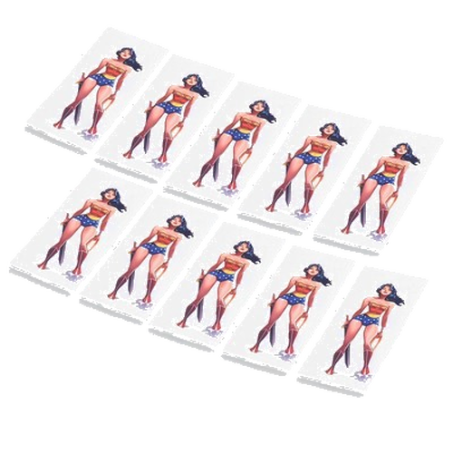 Wonder Woman Battery Wraps