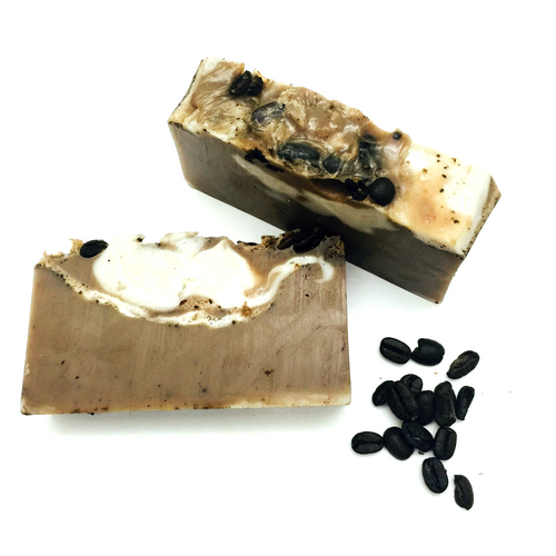 Organic Caramel Maple Latte Bath Bar