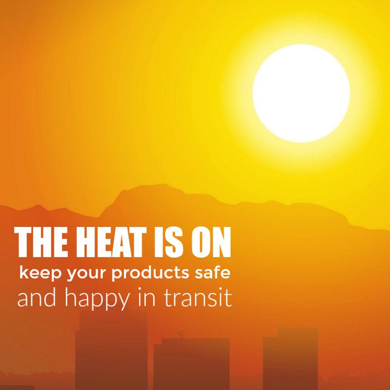 It's Getting Hot Outside!