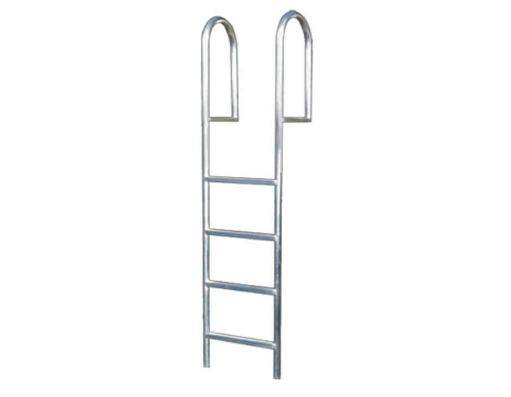 HarborWare Straight Dock Ladders, 5-Step
