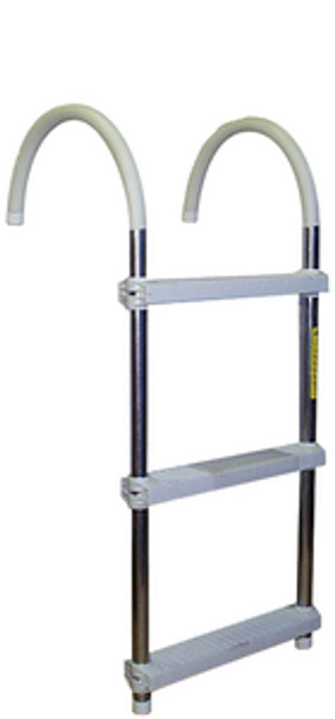 """Garelick 3 Step 7"""" Hook Ladder"""