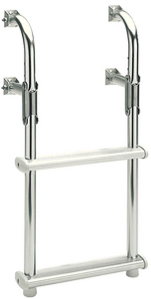 Garelick 2 Step Folding Transom Ladder