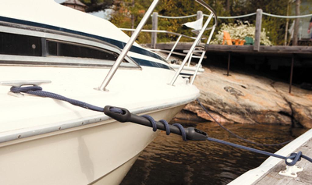 "Dock Edge Mooring Snubber 1/2""-3/4"", 40' Boats"