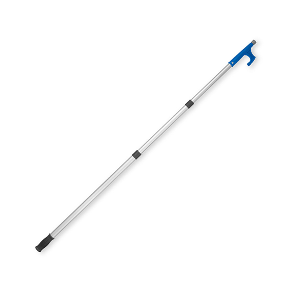 "Crooked Creek Paddle Co. Telescoping Boat Hook, 48""-96"""