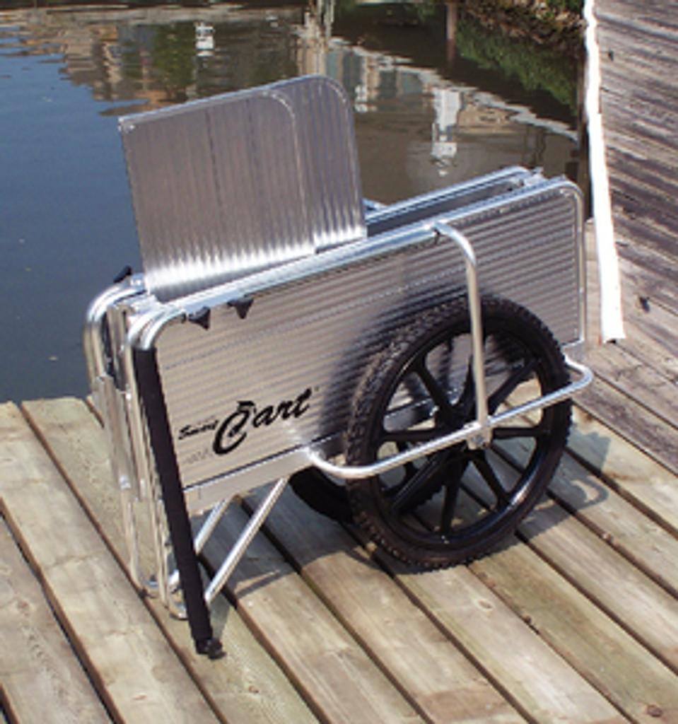 Dock Edge Smart Cart, Folding Dock Cart