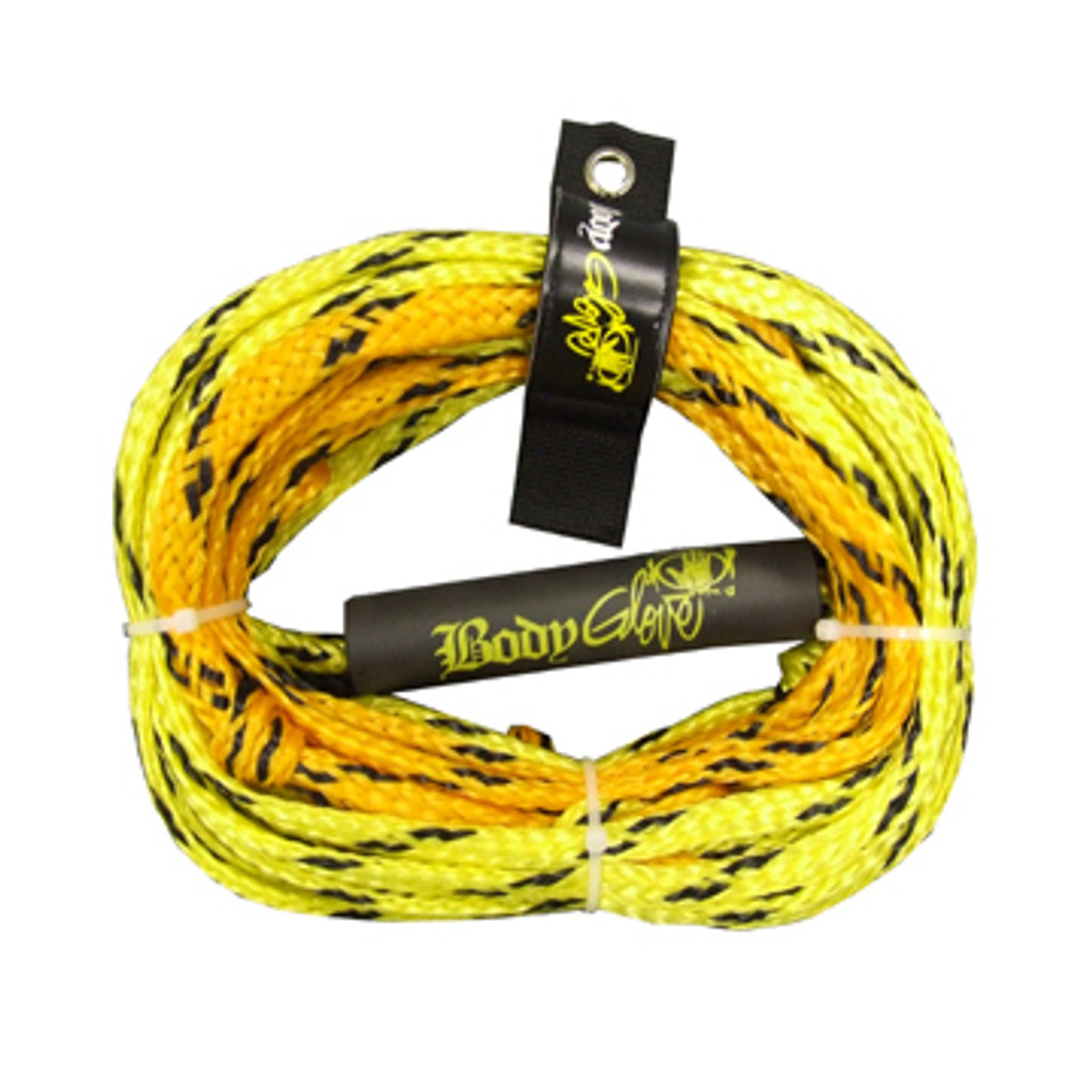 Body Glove 1 Person Towable Rope w/ Spool
