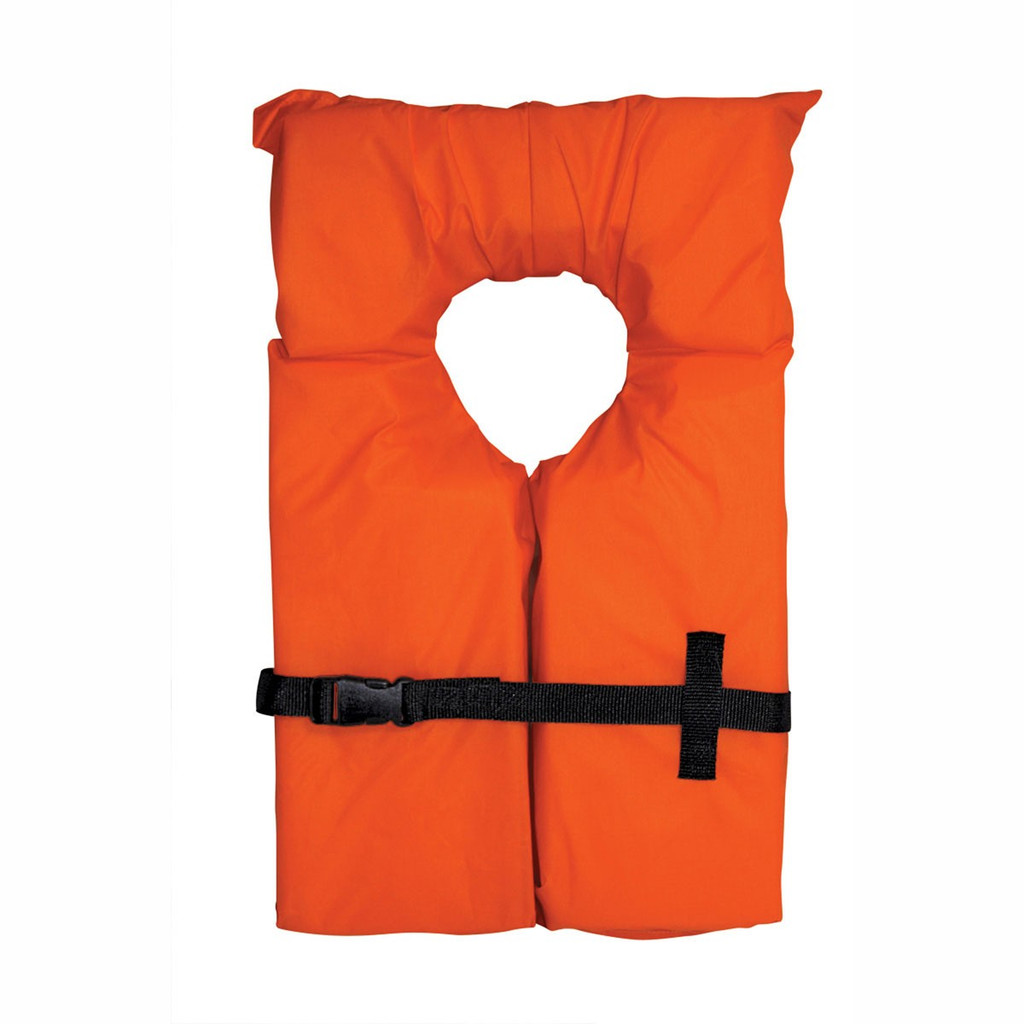 Kwik Tek Universal Life Vest, XL Adult Size, 12-Pack