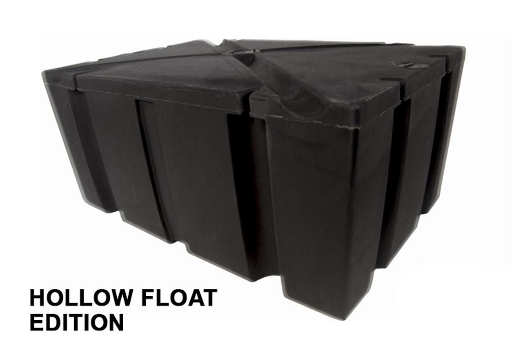 "HarborWare 2' x 3' x 16"" HOLLOW NO-FOAM Dock Float Drum"