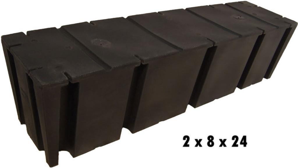 "HarborWare 2' x 8' x 24"" Dock Float Drums, 1632lbs"
