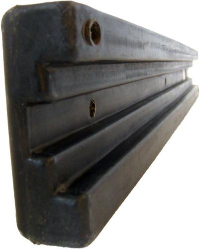 HarborWare 3' Vertical Post Dock Bumper, 2'' Groove (Box of 10)