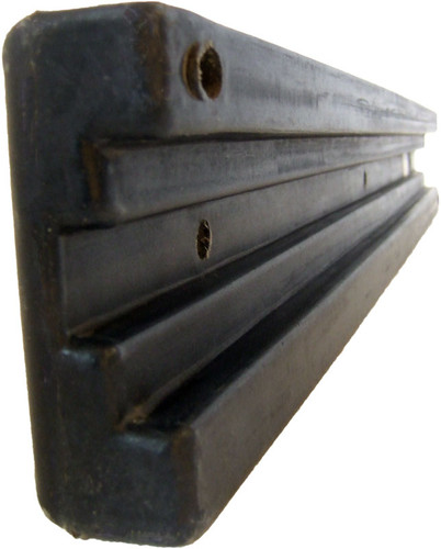 HarborWare 3' Vertical Post Dock Bumper, 2.5'' Groove (Box of 10)