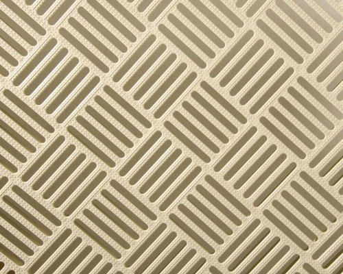 HarborWare Plastic Grate Decking Panels, 3' x 4'