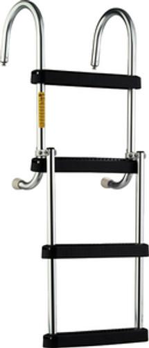 Garelick 2-4 Folding Pontoon Ladder