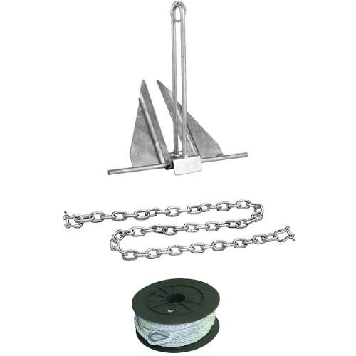 Seachoice 17'-24' Anchor Kit 8S Deluxe