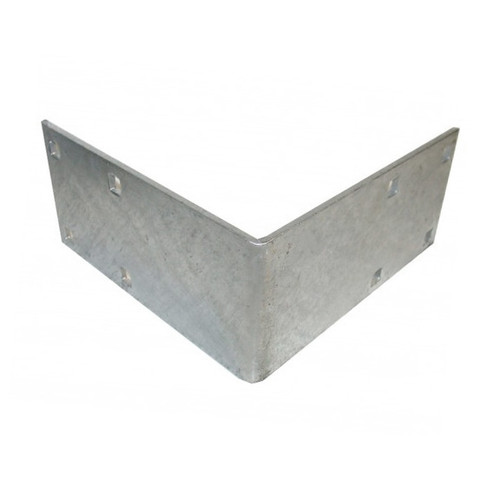 "HarborWare 10.25""x5"" Dock Outside Corner Bracket"