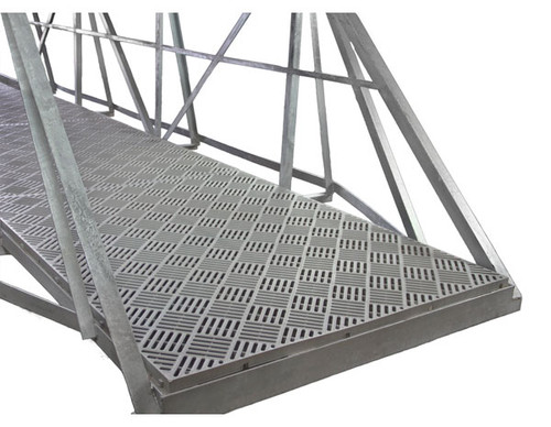 HarborWare Dock Gangway with Decking, 3'x8'