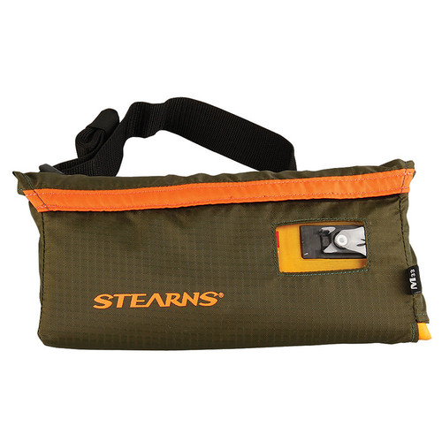 Stearns PFD Fishing Belt Pack, Green
