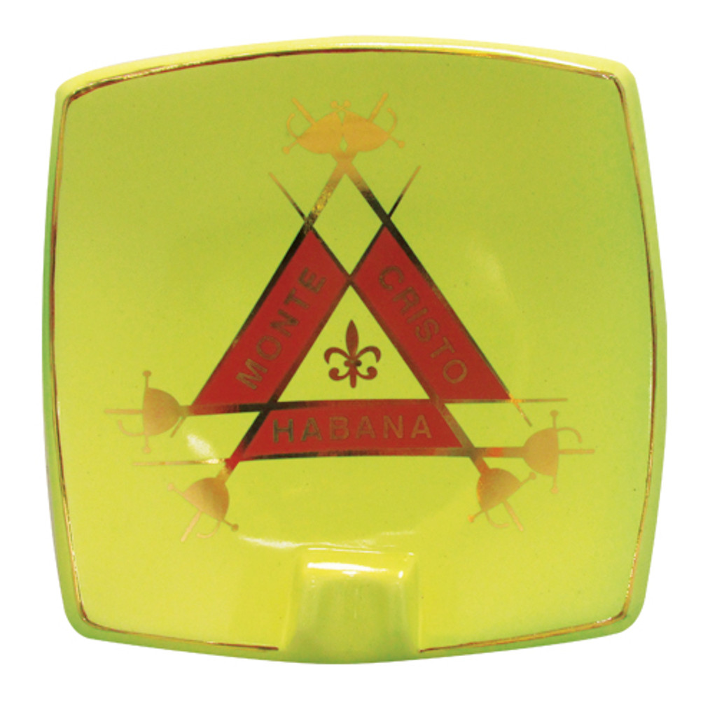 Ceramic Ashtray Montecristo