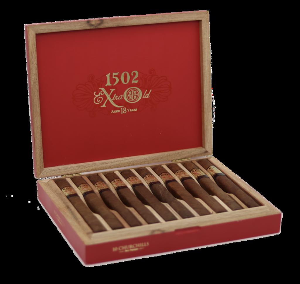1502 XO Churchill