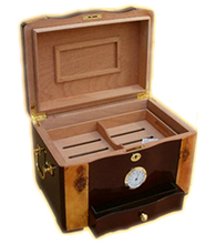 Humidor Mixed Color Polished - Interior