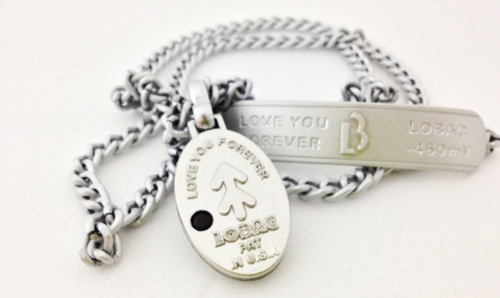 LobacM Pain Relief Necklace 로박엠 통증제거 목걸이