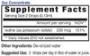 2oz Concentrate Iodine Mineral Supplement, Eidon Minerals, trace minerals