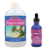 Eidon Liquid Magnesium. Bioavailable, all natural, 100% Vegan