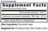 2oz Concentrate Selenium mineral supplement facts - Eidon Minerals