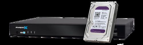 6TB ProConnect Hard Drive Upgrade - AvertX Factory Install