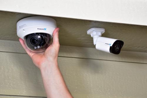 Refurbished 4MP IR Autofocus Zoom Indoor/Outdoor IP Dome Camera with True WDR