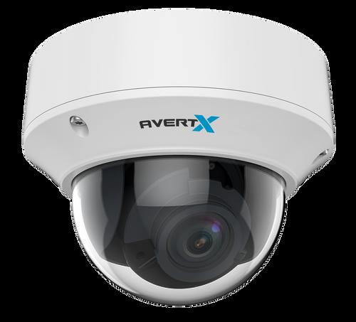 HD828 4K IR Autofocus Zoom Indoor/Outdoor IP Dome Camera with True WDR