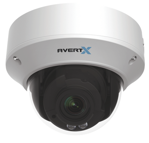 Refurbished 4MP IR Autofocus Zoom Indoor/Outdoor IP Dome Camera with True WDR - BizX