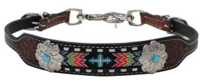 Navajo Beaded Wither Strap