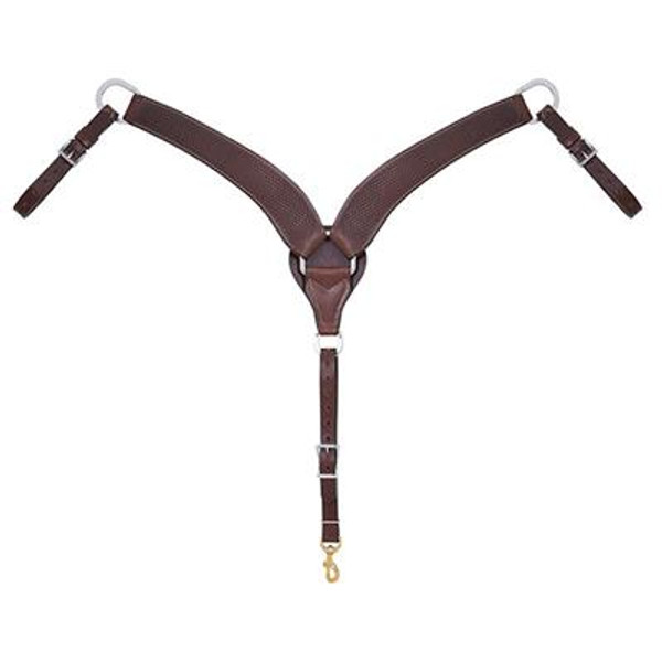 Weaver Basin Cowboy Roper Breast Collar