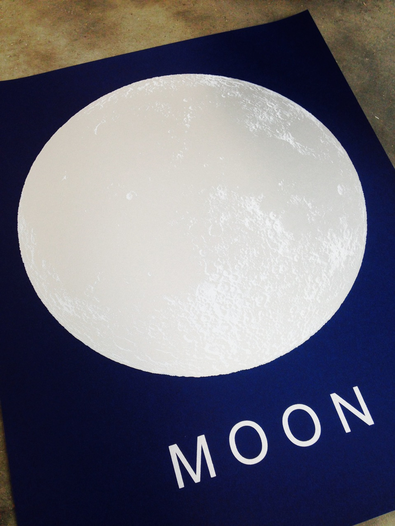 Full Moon by Philip Sheffield (SILVER)