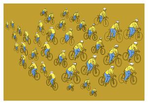Bikes - Limited Edition Print