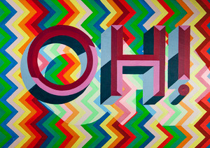 Oh! by Sophie Ward