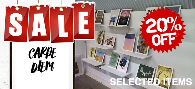 Our January Sale is on!