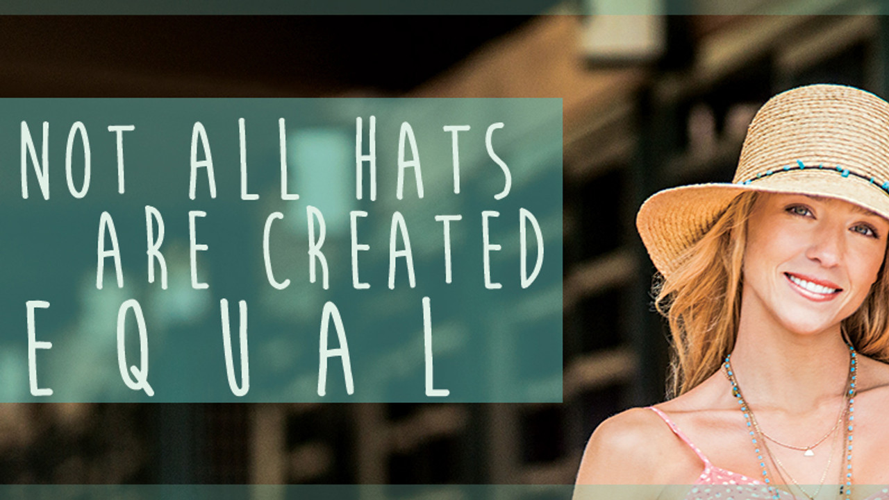 Not All Hats Are Created Equal