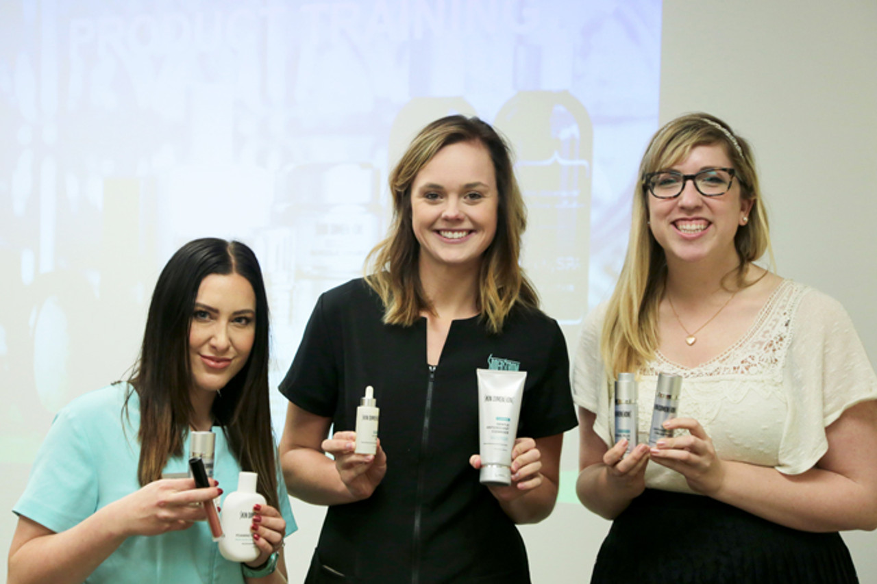 Skin Dimensions Summer Product Training Favorites