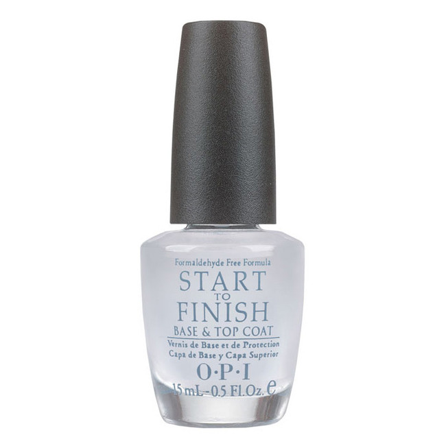 OPI Start to Finish Formaldehyde Free